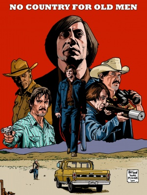No Country for Old Men 2357x3129
