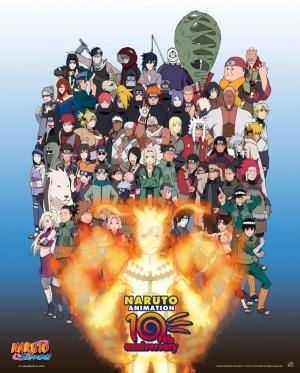 Naruto: Shippûden 643x800