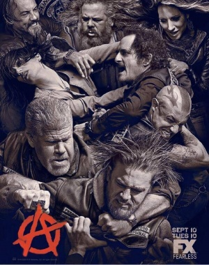 Sons of Anarchy 599x758