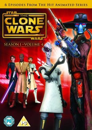 Star Wars: The Clone Wars 1058x1500