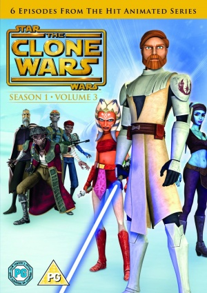 Star Wars: The Clone Wars 1058x1500