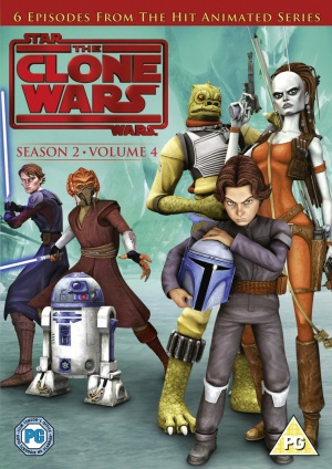 Star Wars: The Clone Wars 1062x1500