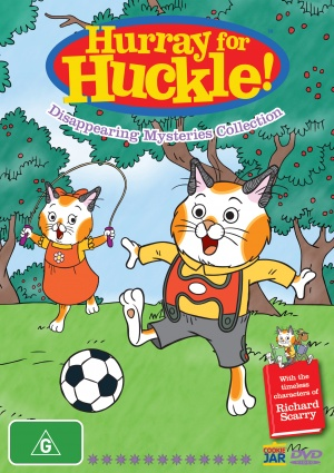 Hurray for Huckle! 1527x2163