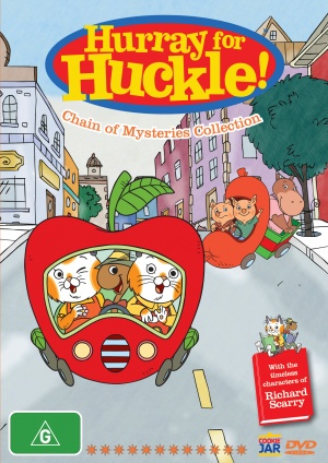 Hurray for Huckle! 1529x2163