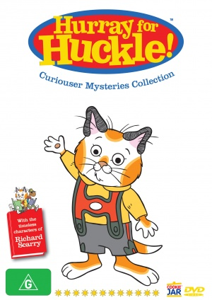 Hurray for Huckle! 1521x2149