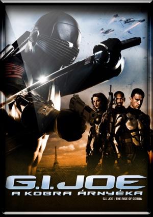 G.I. Joe: The Rise of Cobra 400x566