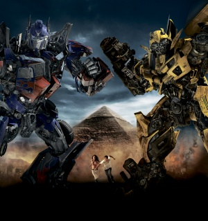 Transformers: Die Rache 4696x5000