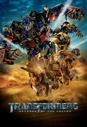 Transformers: Die Rache 3000x4400