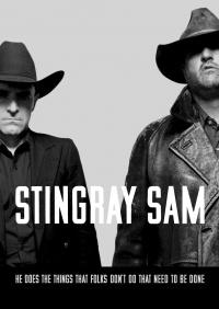 Stingray Sam poster
