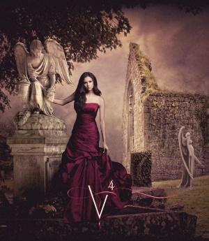 The Vampire Diaries 834x958