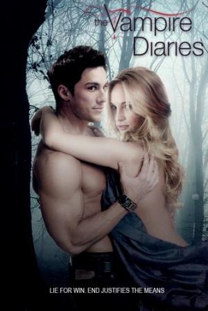 The Vampire Diaries 335x500