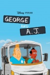 George and A.J. poster
