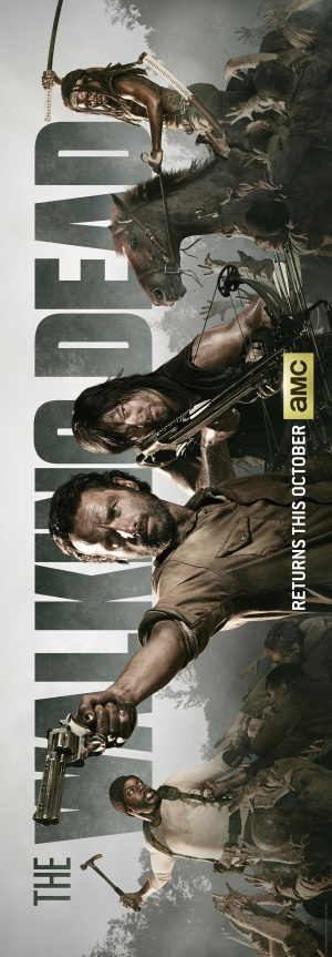 The Walking Dead 1739x5000