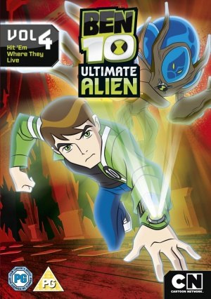 Ben 10: Ultimate Alien 1057x1500