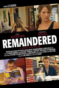 Remaindered poster