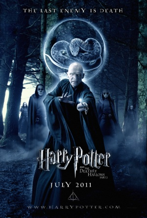 Harry Potter and the Deathly Hallows: Part 2 947x1400