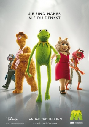 The Muppets 509x720