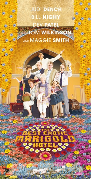 The Best Exotic Marigold Hotel 2535x5000