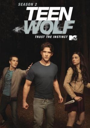 Teen Wolf 495x705