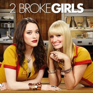 2 Broke Girls 1400x1400