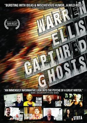 Warren Ellis: Captured Ghosts 1531x2162
