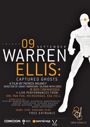 Warren Ellis: Captured Ghosts 785x1111