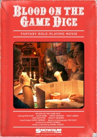 Blood on the Game Dice poster