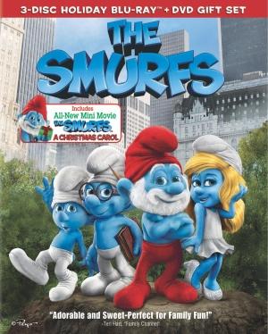 The Smurfs 1766x2200