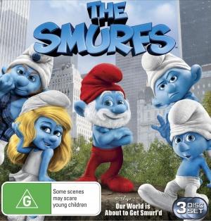 The Smurfs 1629x1706