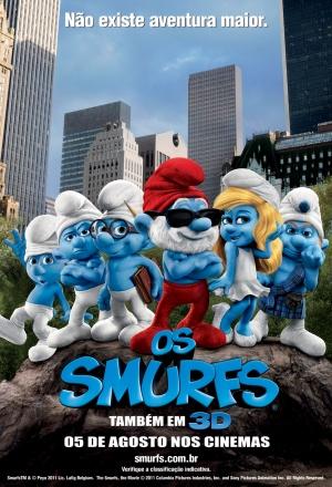 The Smurfs 967x1418