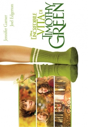 The Odd Life of Timothy Green 410x590