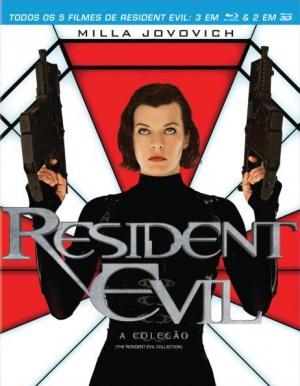 Resident Evil: Retribution 462x594