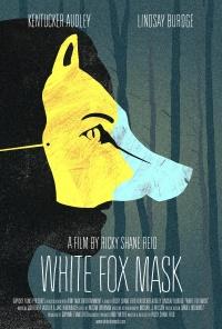 White Fox Mask poster
