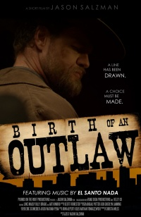 Birth of an Outlaw poster