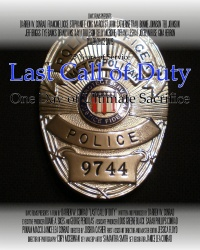 Last Call of Duty poster