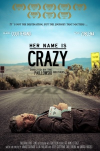 Her Name Is Crazy poster