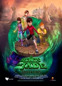 El secreto del medallón de jade poster