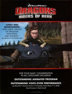 Dragons: Riders of Berk 2497x3235