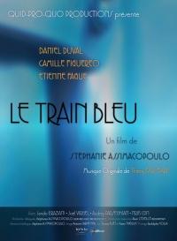 Le Train Bleu poster