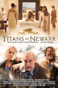 Titans of Newark poster