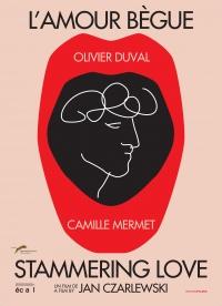 L'amour bègue poster