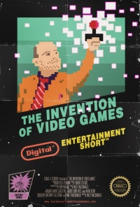 The Invention of Video Games poster