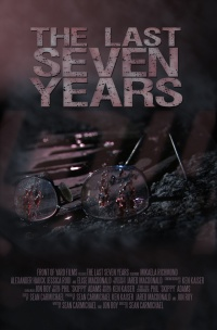 The Last Seven Years poster