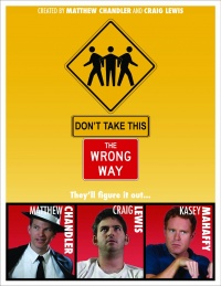 Don't Take This the Wrong Way poster