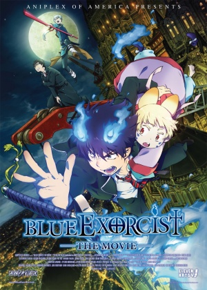 Blue Exorcist - The Movie 963x1348
