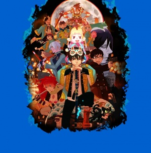 Blue Exorcist - The Movie 940x956
