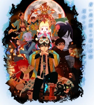 Blue Exorcist - The Movie 500x560
