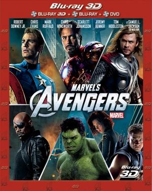 The Avengers 798x1000