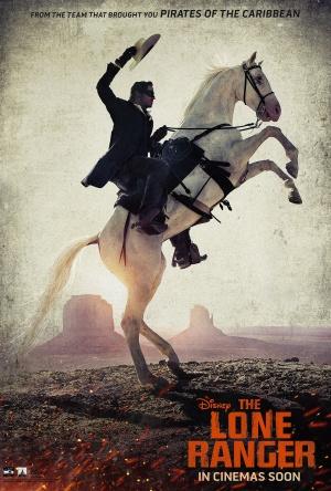 The Lone Ranger 1519x2250
