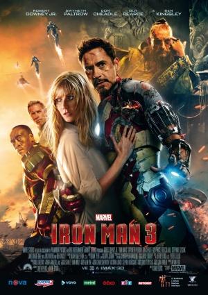 Iron Man Three 1417x2006